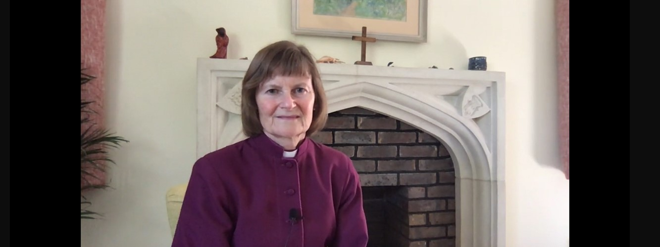 Pentecost Sunday 2020*We celebrated the outpouring of the Holy Spirit*LINK TO  BISHOP OLIVIA'S TALK
