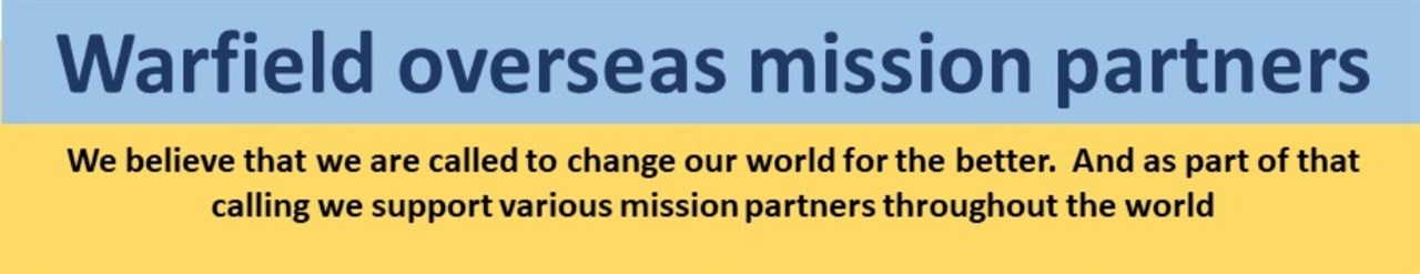 Mission partners Header intro